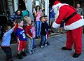 Santa drops in on 'Jolly Green' holiday homecoming DVIDS231280.jpg