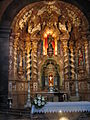 Santuario de loyola. Altar Mayor 2.JPG
