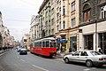 Sarajevo Tram-712 Line-1 2011-10-28 (2).jpg