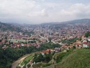 Sarajevopanoramaview