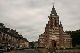 Sassetot-le-Mauconduit Commune in Normandy, France