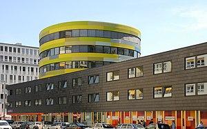 """""""Extension de l'Immeuble du GSW architect..."""