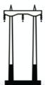 Schéma du Pylône électrique portique en bois.png