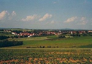 Schwaikheim - View of the town