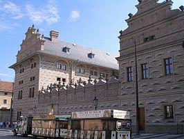 Schwarzenberský palác v Praze