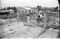 Science City Site Office Under Construction - Dhapa - Calcutta 1993-Monsoon 729.JPG