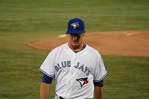 Scott Richmond - Richmond with the Toronto Blue Jays