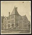 Scoville Institute, now Oak Park Public Library, Oak Park, Illinois) - Calkins, Eng, Chi LCCN2007685855.jpg
