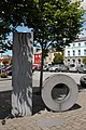 Sculpture in Listowel Town Square - geograph.org.uk - 506938.jpg
