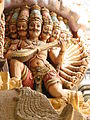 Sculptures - Ivory Sculpture - Sri Meenakshi-Sundareshwarar Temple - Madurai - India.JPG