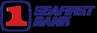 Seafirst Bank - Image: Seafirst Bank logo