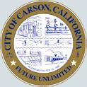 Official seal of Carson, California
