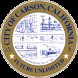 Carson, California - Image: Seal of Carson, California