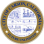 Seal of Carson, California.png