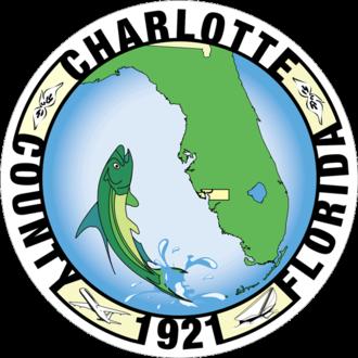 Charlotte County, Florida - Image: Seal of Charlotte County, Florida