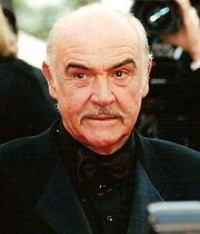 Sean Connery nel 1999