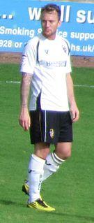Sean Rigg Footballer