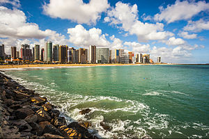 Seashore of Fortaleza (3)