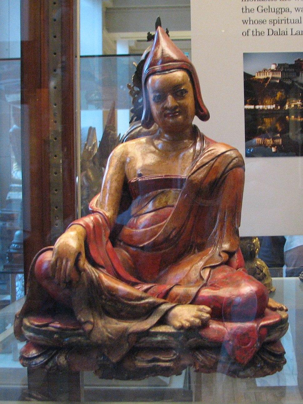 Seated.Lama-01-British.Museum