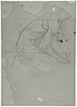 Seated Male Nude (recto); Crouching Male Nude (verso) MET DP805160.jpg