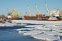 Second district of Big port Saint Petersburg.jpg