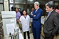 Secretary Kerry speaks to a student about her research at the Indian Institute of Technology (2).jpg