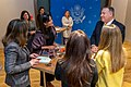 """Secretary Pompeo and Spokesperson Ortagus Attend a U.S. Embassy Event on """"Women in Media"""" (49417084542).jpg"""