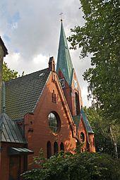 Elisabethkirche Eidelstedt