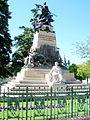 Segovia - Monumento a Daoiz y Velarde, en la Plaza de la Reina Victoria Eugenia.jpg