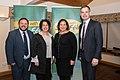 Senator Pádraig Mac Lochlainn, Maria Doherty, Mary Lou McDonald TD & Pearse Doherty TD (47287908861).jpg