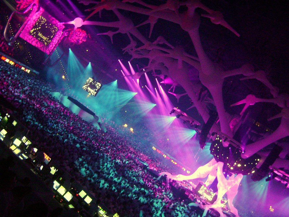 Sensation White 2008 Silvester - LTU Arena, Düsseldorf