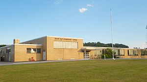 Shade Gap, Pennsylvania - Image: Shade Gap PA Elementary School