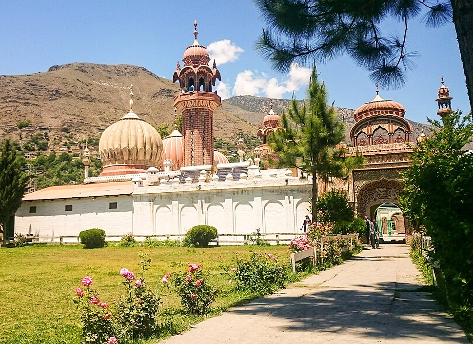Shahi Mosque, Chitral