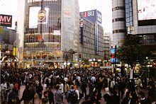 Tokyo Einwohner
