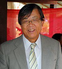 Shikekazu Sato (cropped, Education, The best friend of preventative medicine 140213-Z-NO327-079).jpg