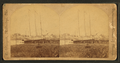 Shipyard. Washington County, Maine, from Robert N. Dennis collection of stereoscopic views.png