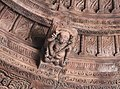 Shiva Temple, Bhojpur 08 - Gana.jpg
