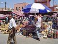 Shopping square in the medina of Marrakech (2845161169).jpg