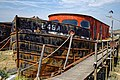 Shoreham-by-Sea houseboat, Riverside Moorings, West Sussex 03.jpg