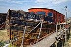 Shoreham-by-Sea houseboat, Riverside Moorings, West Sussex 03.jpg