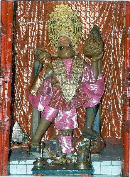 चित्र:Shri Hanuman Purani Chavani DHOLPUPR.jpg