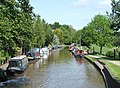 Shropshire Union Canal at Audlem, Cheshire - geograph.org.uk - 1601500.jpg