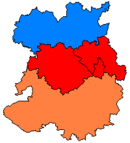Election results 2001