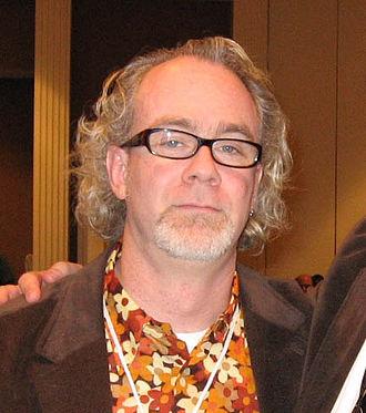 William Shunn - William Shunn at the 2007 World Fantasy Convention