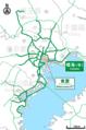 Shutoko expwy harumi route.png