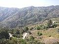 Sidi Idir view on Sétif Mountains.jpg