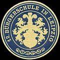Siegelmarke 12. Bürgerschule in Leipzig W0390982.jpg