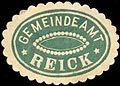 Siegelmarke Gemeindeamt Reick W0285744.jpg