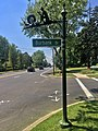 Sign at Main Street at Burbank Drive, Amherst, New York - 20200708.jpg