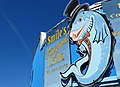 Sign for Smile's Seafood Cafe - Cow Bay - Prince Rupert - British Columbia - Canada.jpg
